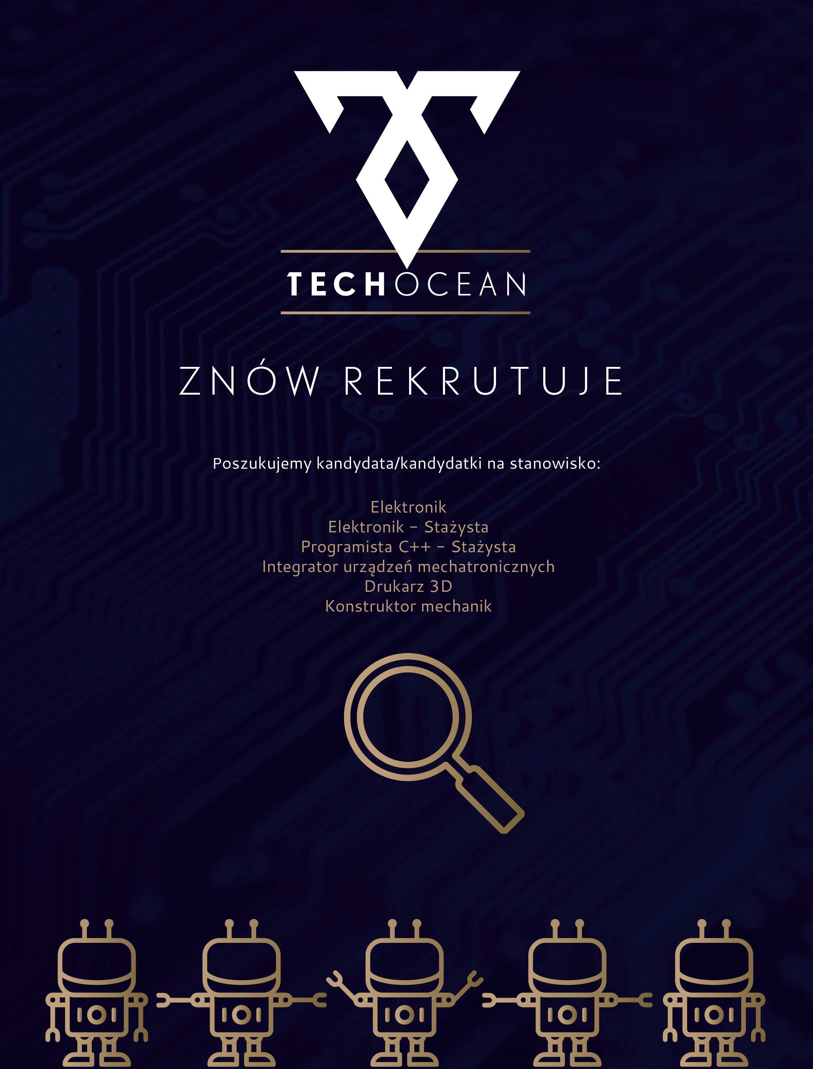TechOcean znów rekrutuje!