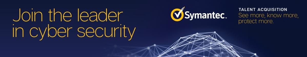 Symantec Internship Opportunities