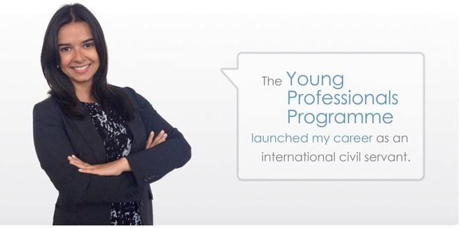 ONZ Young Professionals Programme YPP 2018