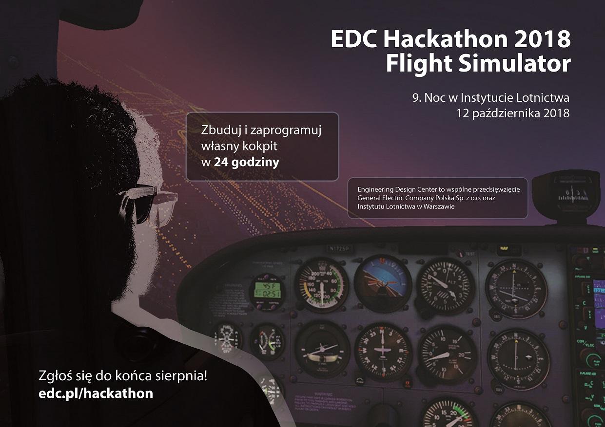 Zgłoś się do unikalnego lotniczego Hackathonu