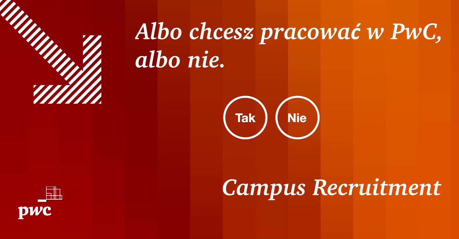 Campus Recruitment z PwC