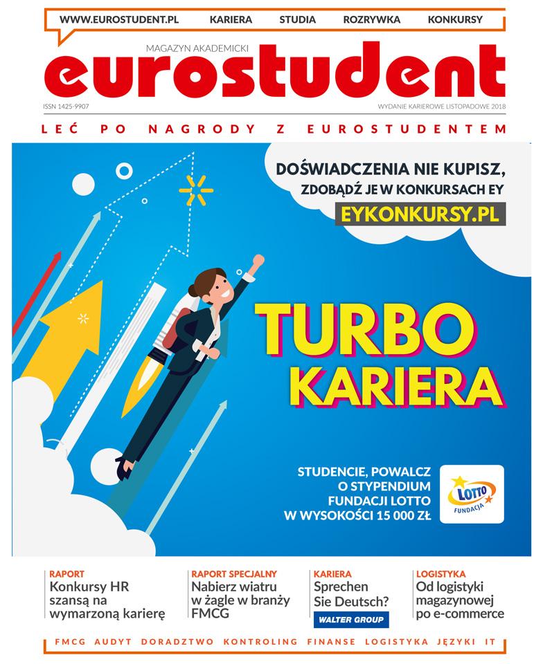 Eurostudent - Turbokariera studenta i absolwenta!