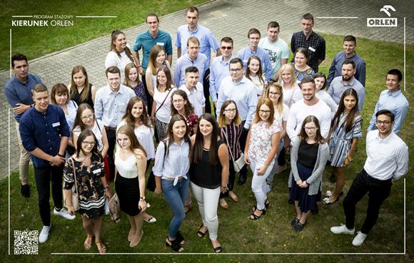 Studenci PW Filii w Płocku w programie stażowym Kierunek ORLEN 2019
