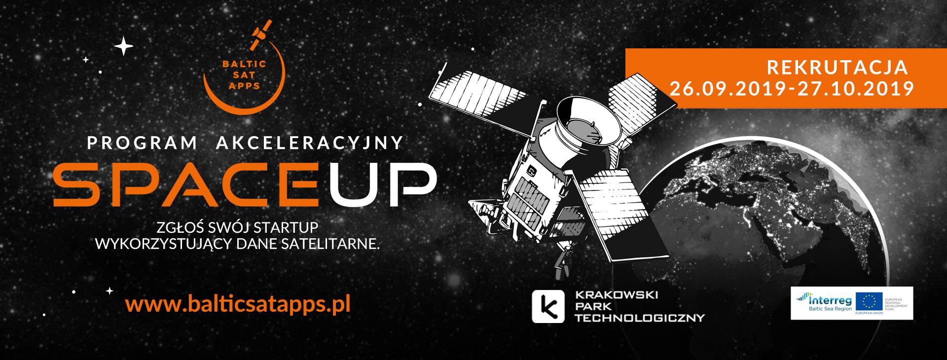 Program akceleracyjny SpaceUp BSA.
