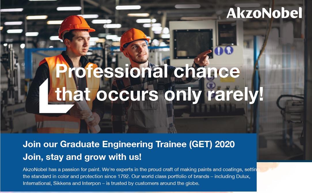 Graduate Engineering Trainee Program – międzynarodowa kariera dla Inżyniera