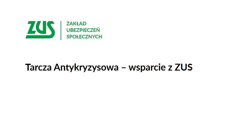 Informacje dla studentów i absolwentów prowadzących firmy, samozatrudnionych, wykonujących umowy cywilnoprawne: Tarcza Antykryzysowa – wsparcie z ZUS