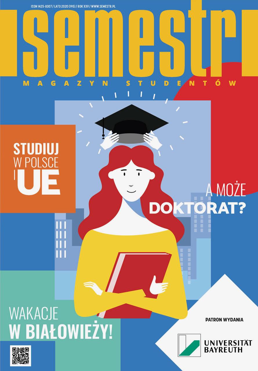 """Najnowsze wydanie SEMESTRu!: """"Kariera + Edukacja"""""""