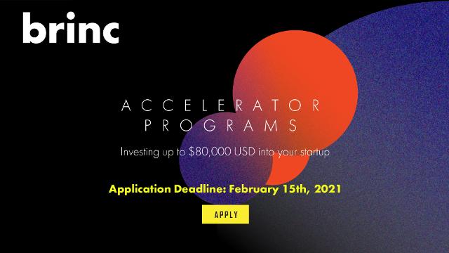 Program Akceleracyjny Scale Up by Brinc - możliwość zdobycia dofinansowania do 250 tys. PLN