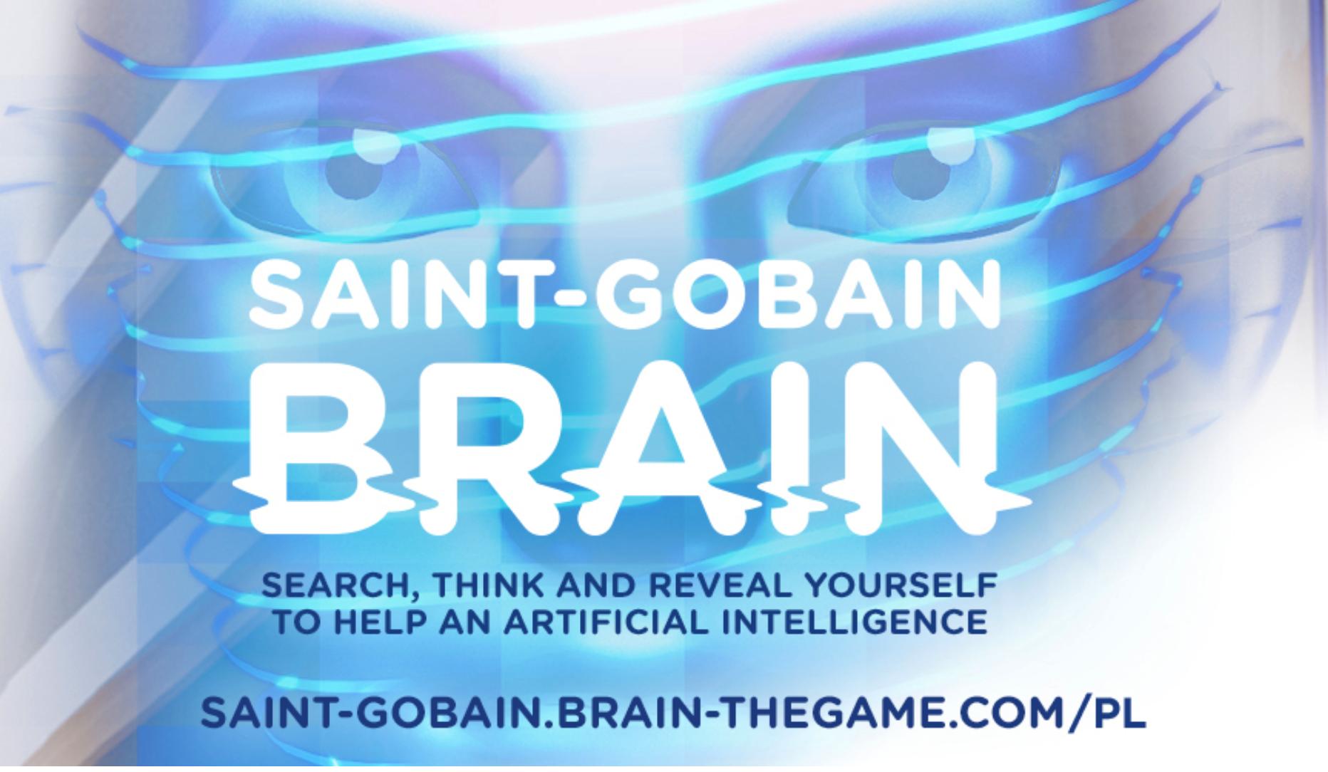 Zagraj z Saint-Gobain BRAIN w szczytnym celu