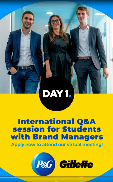 !DEAR STUDENTS INTERESTED IN BRAND MANAGEMENT!
