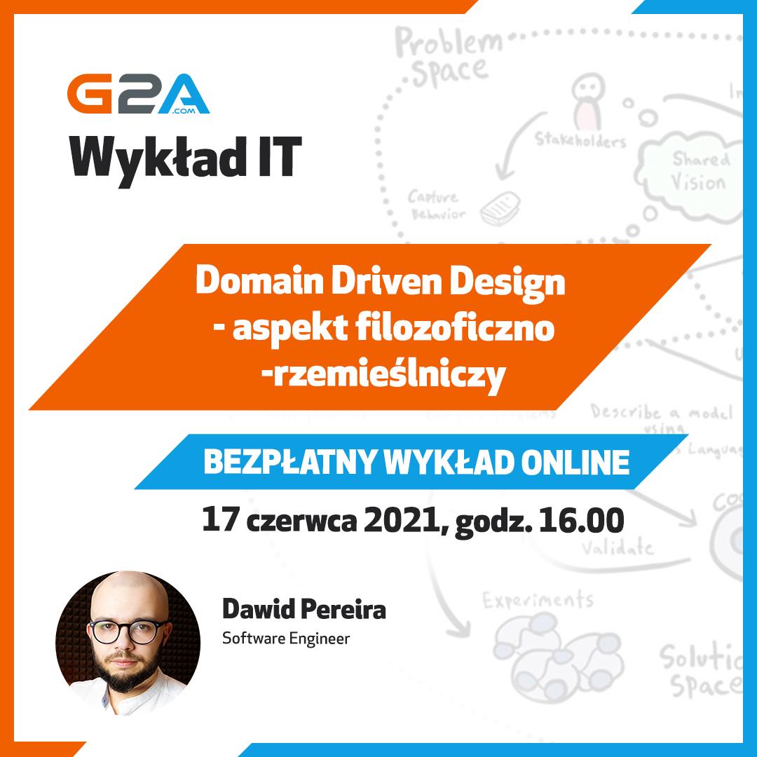 Wykład organizowany przez G2A.COM!