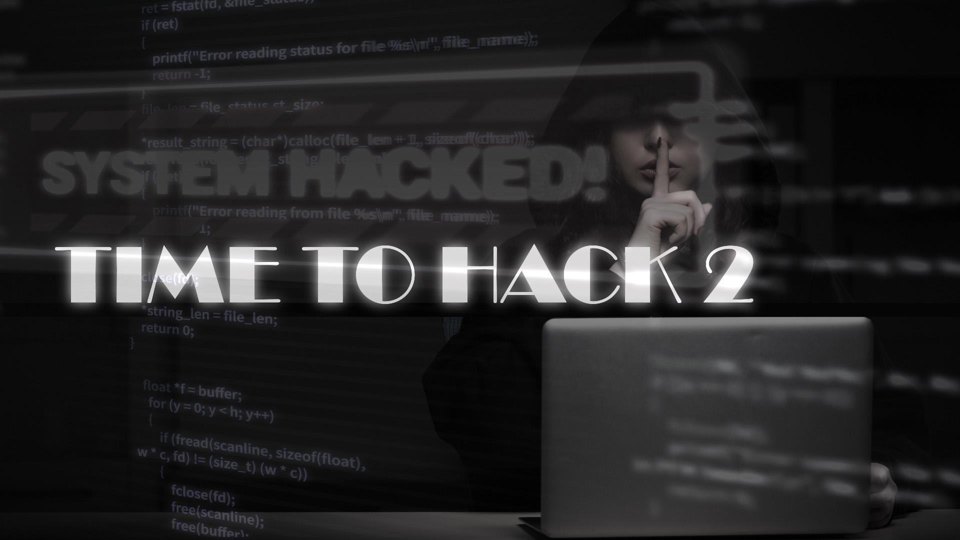 """II edycja konkursu CTF organizowanego przez Agencję Wywiadu - """"TIME TO HACK 2""""."""