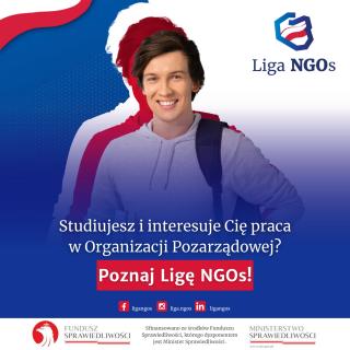 Rekrutacja do Ligi NGOs