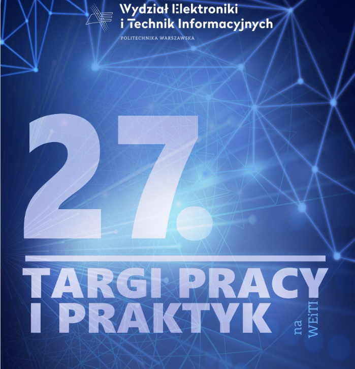Katalog XXVII Targów Pracy i Praktyk dla Informatyków i Elektroników na WEiTI PW